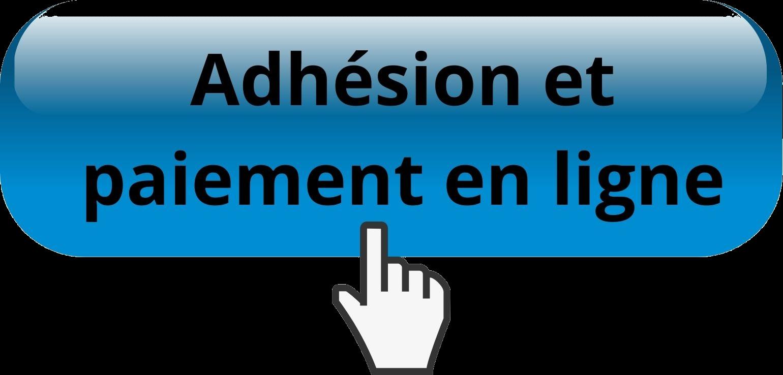 Adhesion et paiement en ligne